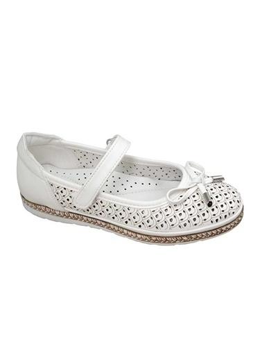 Kaptan Junior Ayakkabı Beyaz